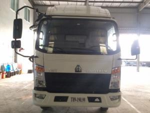 Xe tải thùng 6,1 tấn tmt cửu long - sinotruk