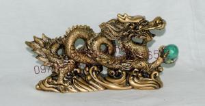 Rồng nằm - Giá 300.000đ - Cao 12 cm - Dài 14 cm