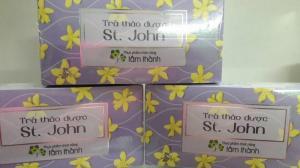 Trà St John mua ở đâu