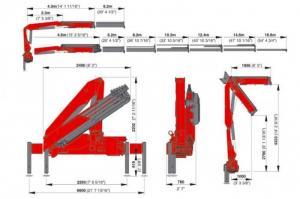 Xe đầu kéo: Hino, Fuso, Dongfeng, Hyundai, Howo Gắn Cẩu Gấp/ Xếp uy tín Sài Gòn