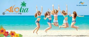 Toàn bộ thông tin dự án condotel aloha beach village