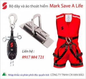 Bộ áo dây thoát hiểm nhà cao tầng Mark Save a Life xuất xứ Áo