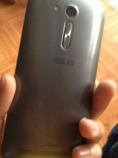 Asus zenfone go zb452kg giao lưu với iphone 5