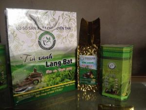 Đặc sản Chè Xanh Làng Bát