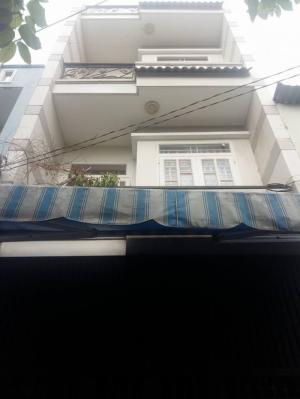 Nhà đường số 14 quận Bình Tân