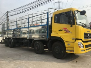 Cần bán xe tải DongFeng Hoàng Huy L315( 2 cầu 2 dí) trả góp giá ưu đãi nhất.