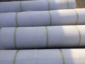Lưới nhựa trắng trang trí tại Hà Nội, Hải Phòng