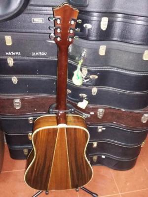 Guild acoustic guitar