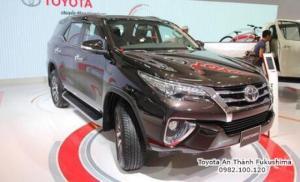 Đặt Mua Toyota Fortuner 2.4G 2017 Máy Dầu...
