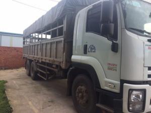 Xe tải isuzu 16 tấn mua tháng 5 /2015