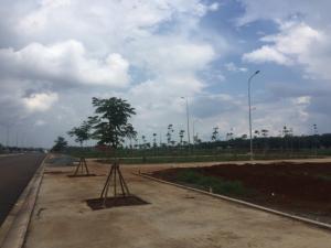 Bán đất mặt tiền QL 1A, đối diện bến xe Dầu Giây