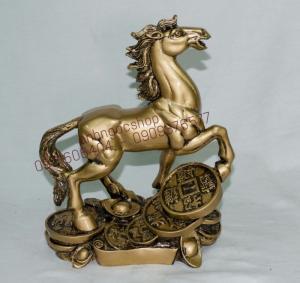 Ngựa Kim Tiền - Cao 24 cm - Giá 360.000đ