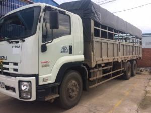 Xe tải isuzu 16 tấn mua tháng 5/2015