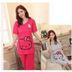 Váy Bầu Kết Hợp Cho Con Bú NX548