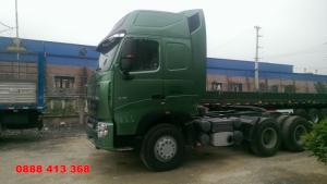 Howo A7 375 HP