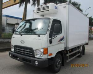Xe Thaco đông lạnh HD650 6 tấn,chuyên cung cấp các dòng xe đông lạnh từ 2-6 tấn, hỗ trợ vay ngân hàng lãi suất thấp nhất,