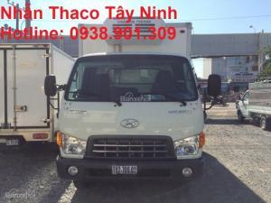 Xe tải thùng đông lạnh hyudai hd650 6 tấn hd500 4,8 tấn thaco trường hải Tây Ninh.