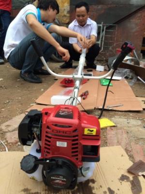 Địa chỉ bán máy cắt cỏ cầm tay HONDA GX35 uy tín nhất