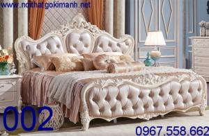 Giường cổ điển 002