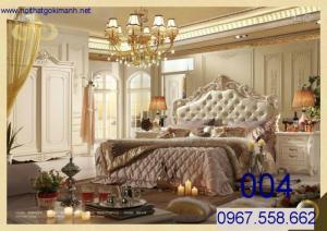 Giường cổ điển 004