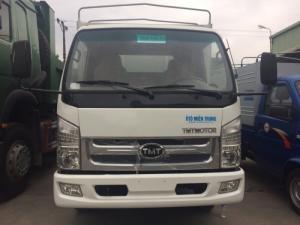 Xe tải thùng 6 TẤN CỬU LONG TMT KM6660T