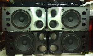 Loa Karaoke DAM DDS-950III (3 la mã) một thương hiệu của Công ty Daiichi Kosho - Japan