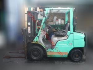 Sửa chữa, bảo trì xe nâng tại Tp. Hồ Chí Minh