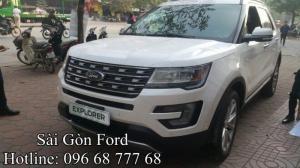 Ford Explorer 2017 giá tốt nhất miền Nam - Đại Lý Sài Gòn Ford