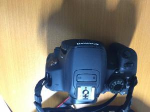 Bán máy ảnh canon X7i(700d) mới dùng