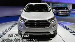 Ford Ecosport Black Edition 2017 giá tốt ở TpHCM - Đại Lý Sài Gòn Ford