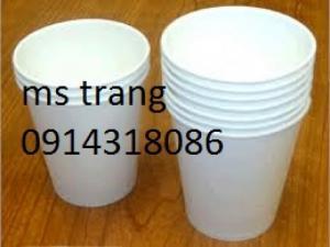 Tenpack chuyên sản xuất và in ấn các sản phẩm dùng một lần ly giấy , ly nhựa , ống hút