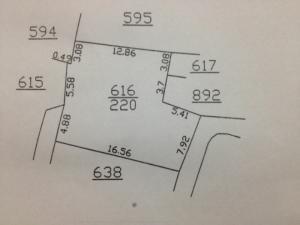 Cần bán nhà giá 670tr tại xóm 2, thôn An Trai, Vân Canh