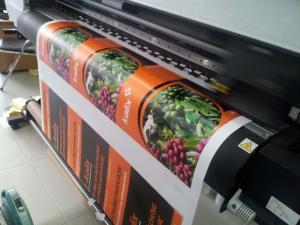 Poster in trên chất liệu PP bằng máy in hiện đại, sử dụng đầu phun Nhật Bản cho sản phẩm poster in sắc nét, đẹp nhất. In nhanh poster treo giá standee tại InKyThuatSo
