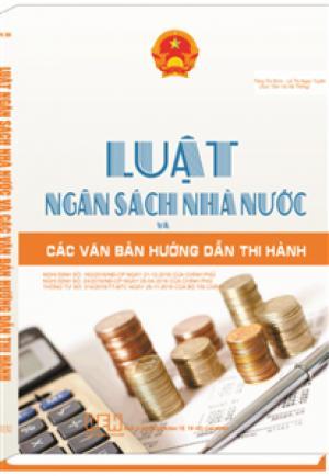 Luật ngân sách nhà nước 2017