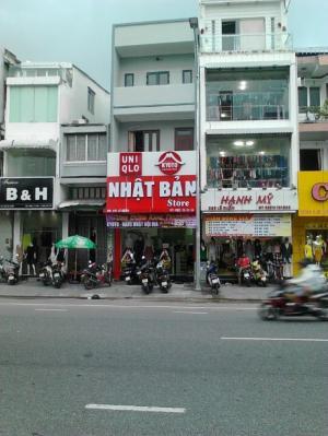 Bán nhà 3 tầng mặt tiền đường Lê Duẩn, TP Đà Nẵng, tuyến đường kinh doanh trung tâm thành phố