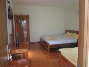 phòng 2 giường lớn . 1.8*2m