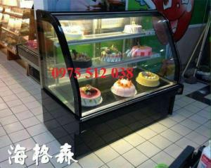 Tủ bảo quản bánh,tủ trưng bày bánh kem bánh ngọt,tủ bảo quản bánh gato,tủ bánh kem
