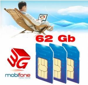 Sim 4g Mobifone Có Data Khủng 62gb - 120gb Có Sẵn