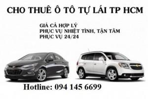 Thuê xe ô tô tự lái tại TPHCM giá rẻ