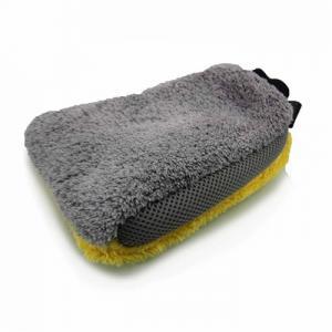 Găng tay rửa xe đa năng - Chemical Guys 3 In 1 microfiber wash mitt