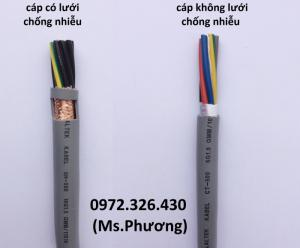 Nhà phân phối cáp Điều Khiển Đức tại Hà Nội