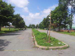 Bán lô góc đất có sổ đỏ dự án khu dân cư Dragon Town thị trấn Bến Lức tỉnh Long An