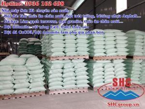 Sơn hà chuyên sản xuất bột đá, đá hạt, vôi nung, dolomite
