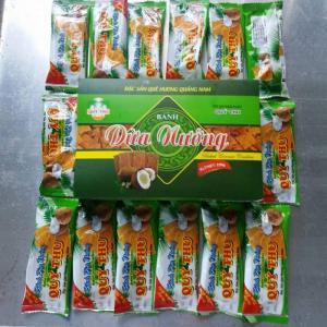 Bánh Dừa Nướng Quý Thu - Đặc Sản Quảng Nam