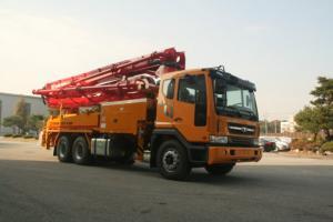 Bán xe Bơm bê tông Junjin JXZZ38-5.16HP 38m,...