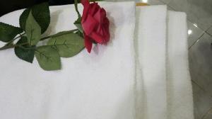 Bộ 3 khăn trắng 60 x 120cm - chắt lượng xuất Nhật - 100% cotton