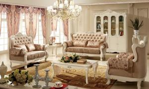 Sofa tân cổ điển 01