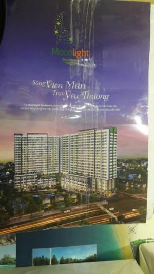 Khu tây TP.HCM sắp xuất hiện MOONLIGHT HƯNG THỊNH CHỈ 999TR/CĂN
