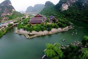 Tour du lịch lễ hội Bái Đính - Tràng An - Hoa Lư 1 ngày