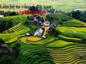 Tour du lịch lễ hội Đền Ông Hoàng Bẩy - Đền cô Tân An - Sapa 2 ngày 1 đêm